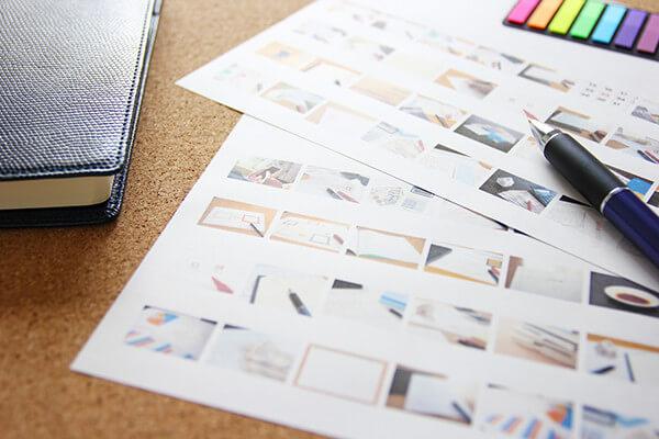 企画、または写真や素材があり、構成・レイアウトをお願いしたい方